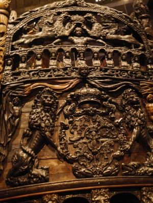 Incredible ornate carvings