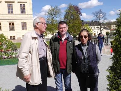 At Drottningholm