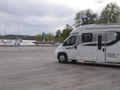 Sigtuna marina - our Tuesday berth