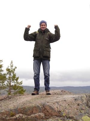 Top of Skulesberget