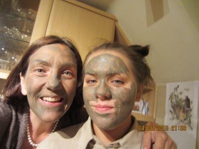 Dead Sea face masks