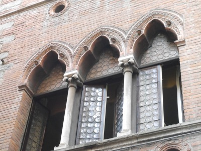 Architecture with hints of Roman