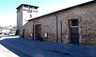 Salt warehouses